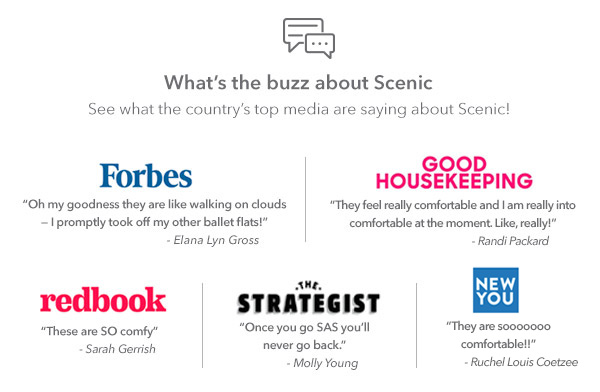 What's the buzz about Scenic?