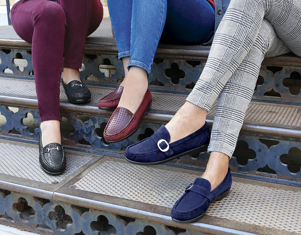 SAS Luxury Loafer Styles